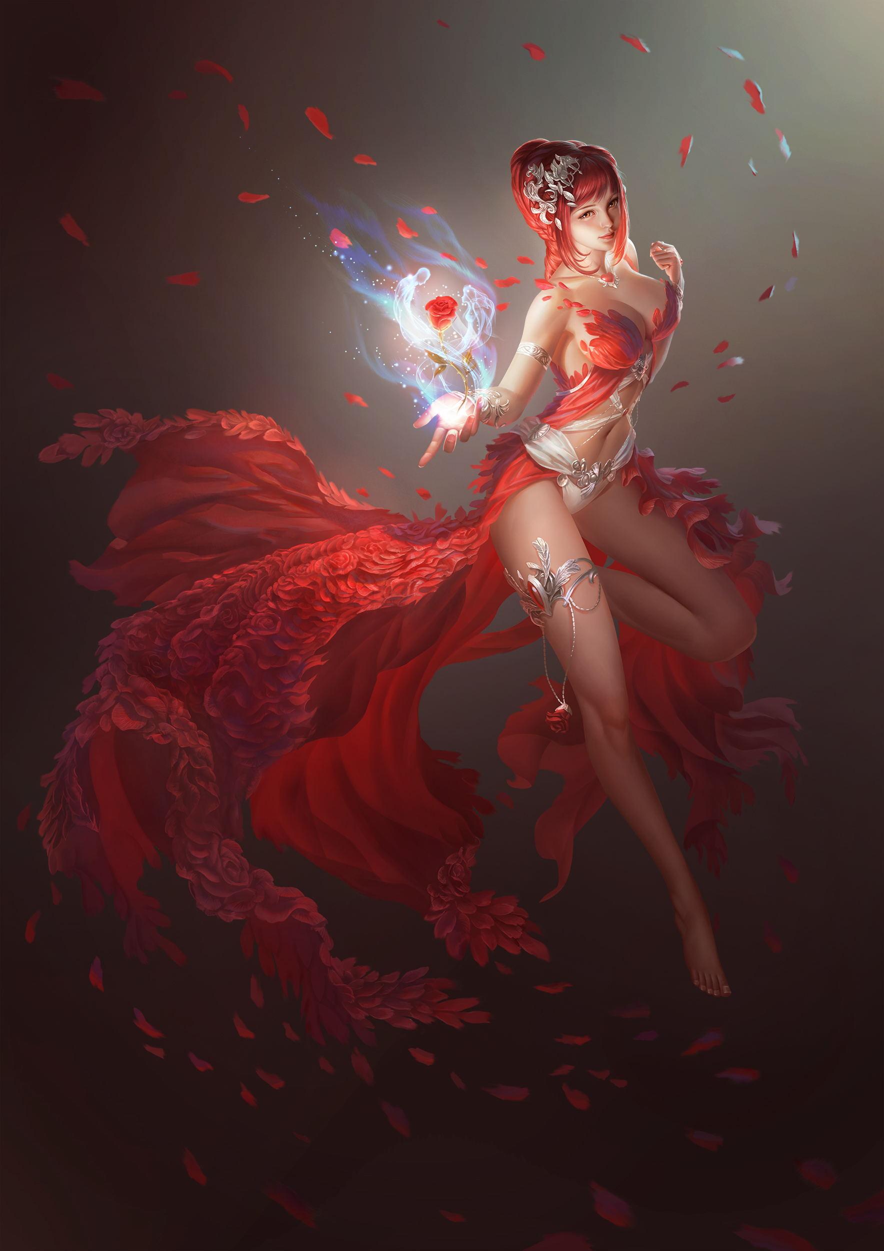 Amora - War Angel by League of Angels - Angels - Mystic Lands  Amora - War Ang...