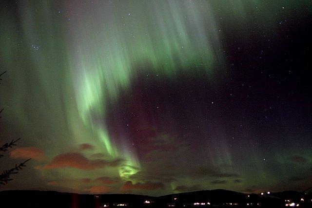 Aurora Borealis Page 002