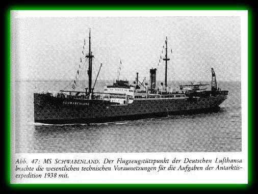 Δεύτερη γερμανική αποστολή στην