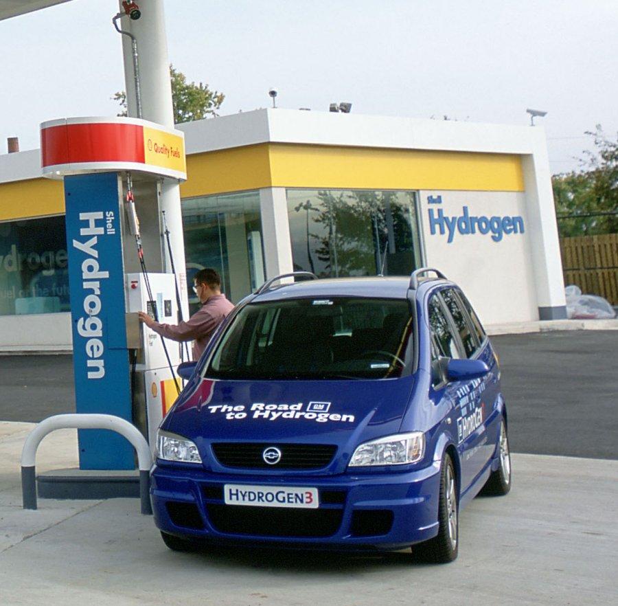Road Hydrogen Station