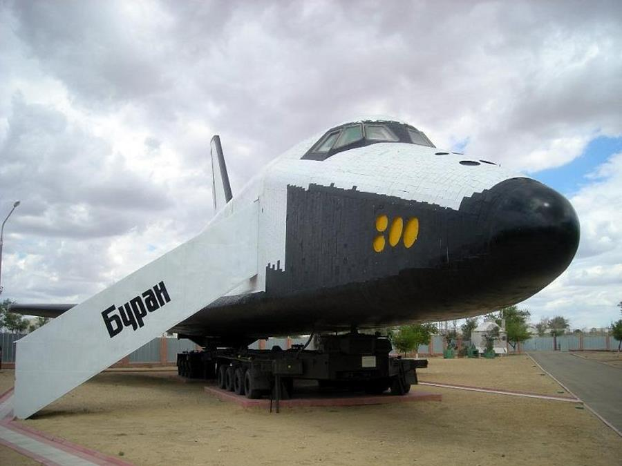 What Happened To Russia's Space Shuttle Program?, page 12