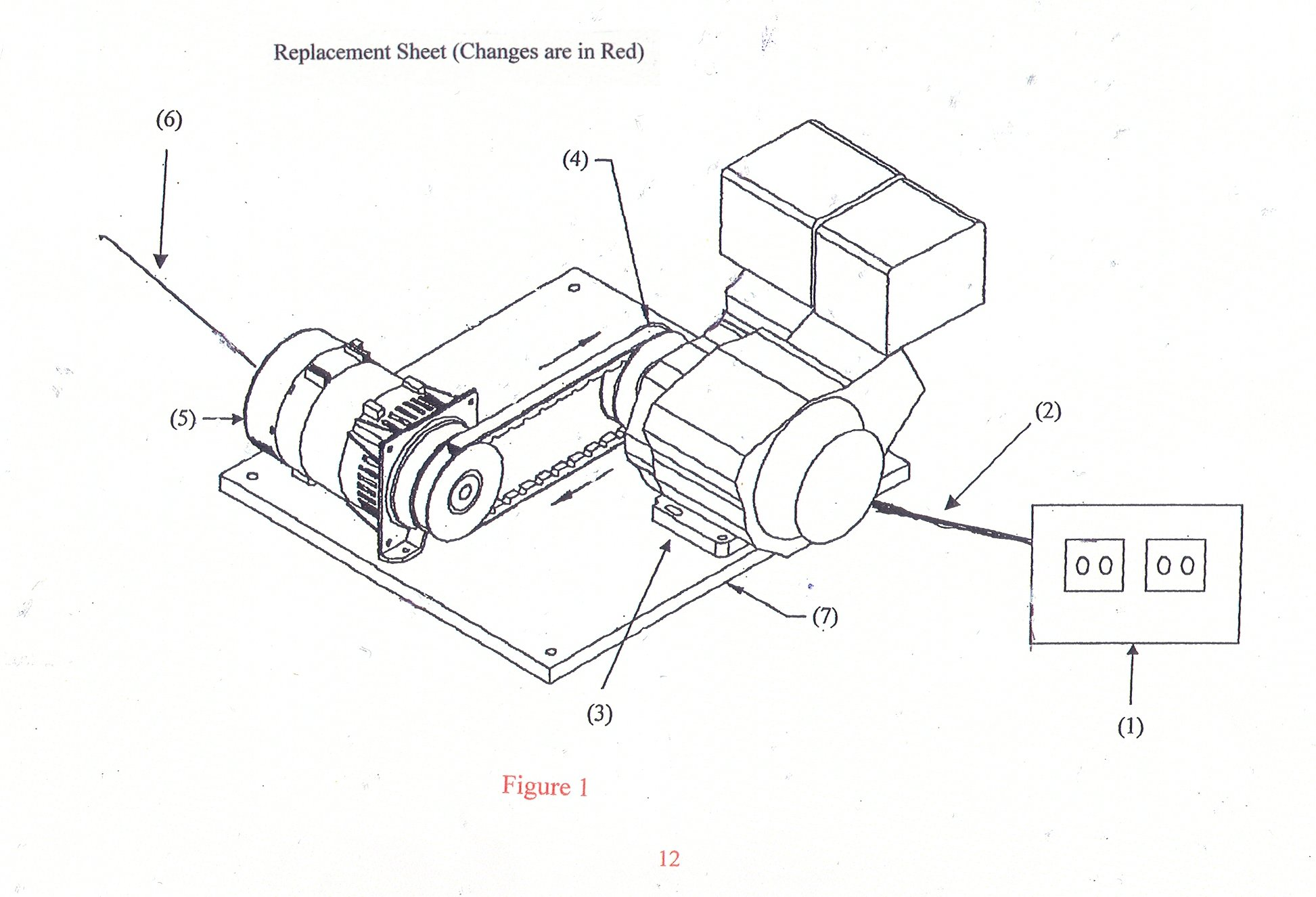 High-efficiency Electric Generator Patent Application 60-528616