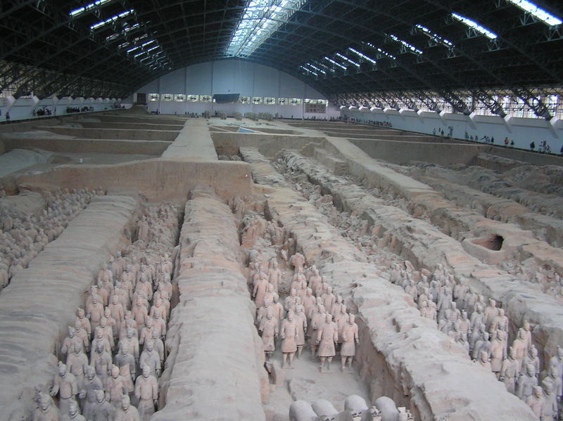 Xi'an Terracotta Army ...
