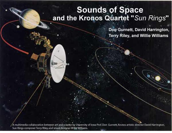 Sounds from Space - Alien Speech Found in NASA's Saturn ...