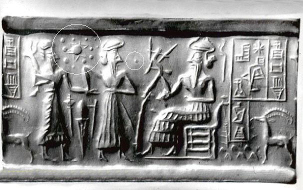 Sumerian Astronomical Knowledge