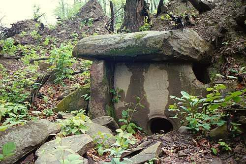 Caucasian Dolmens. The history of people.  60