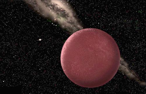 Kuiper Belt Objects Sedna
