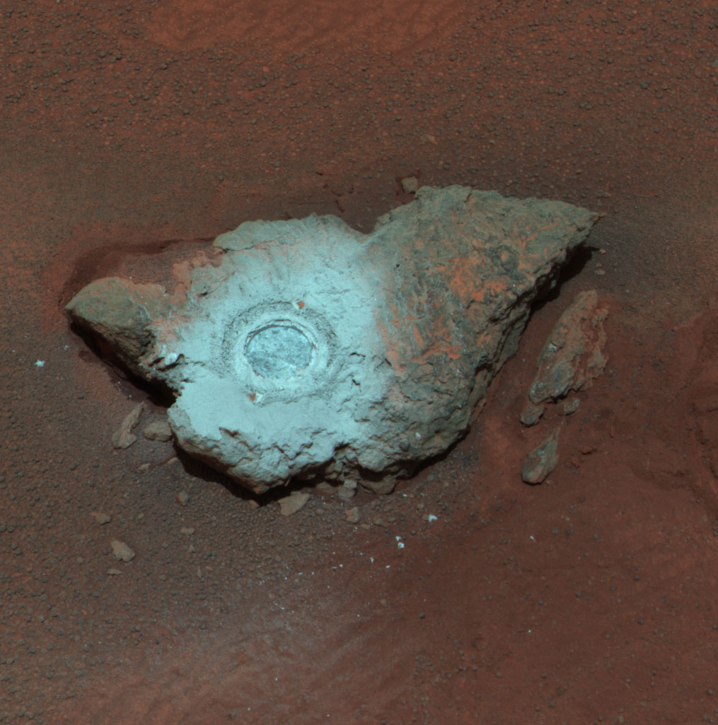mars rover landing bouncing - photo #24