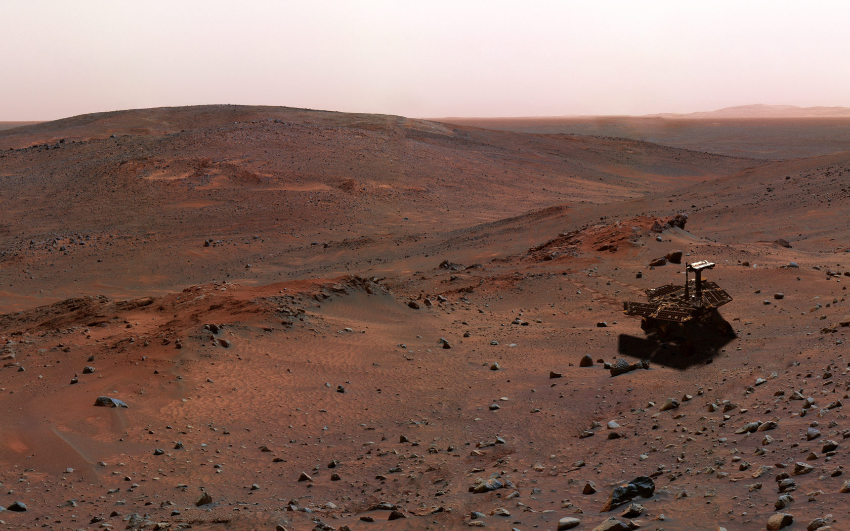 Mars 48 - Spirit Special Effects