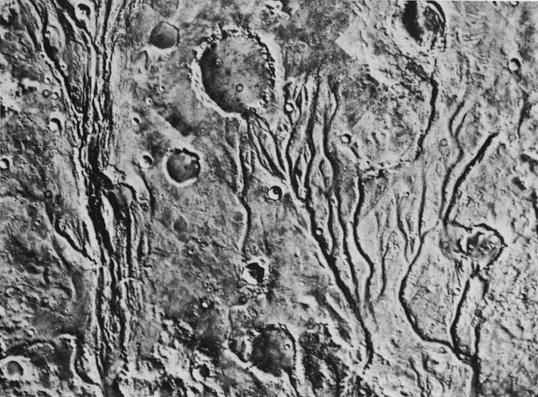 venus planet river beds - photo #19