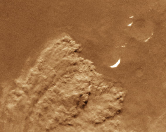 dust storms on planet mars - photo #7