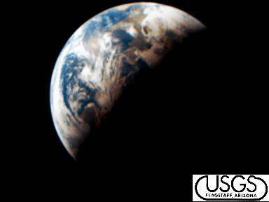 ancient spacecraft on moon clementine satellite - photo #5