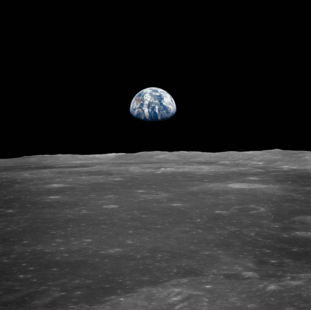 lunar from space - photo #37
