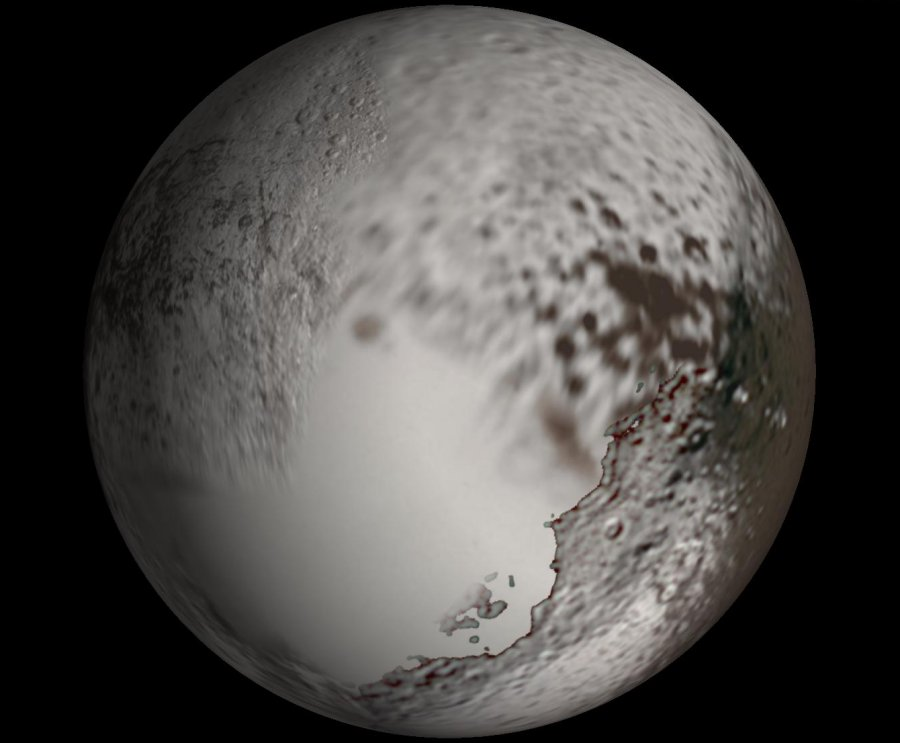 iapetus moon - photo #11