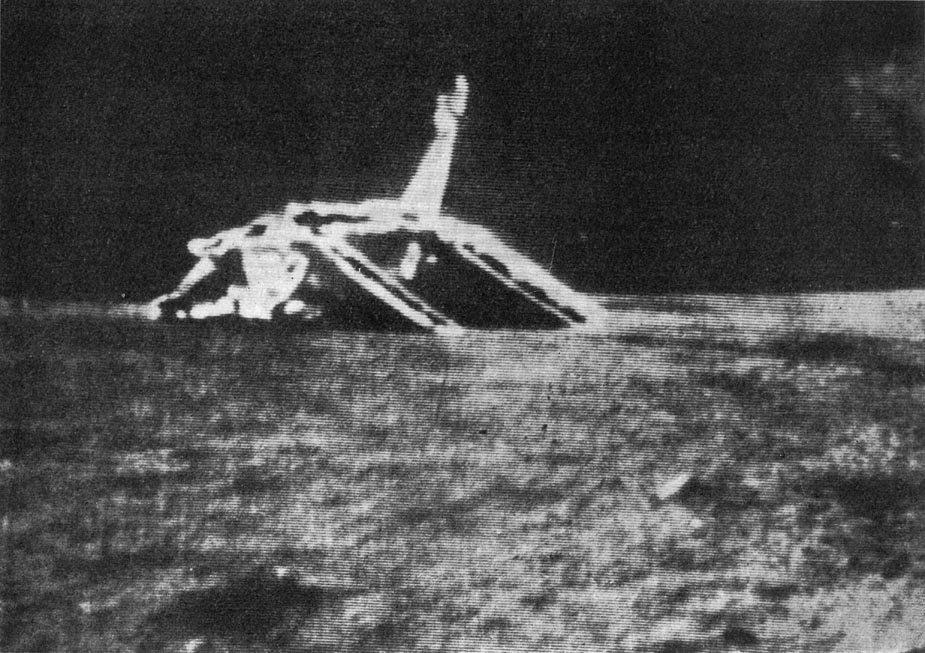 luna lunokhod 9 - photo #1