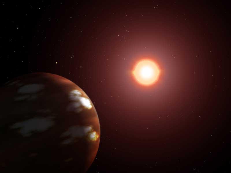 planet gliese 581 e - photo #21