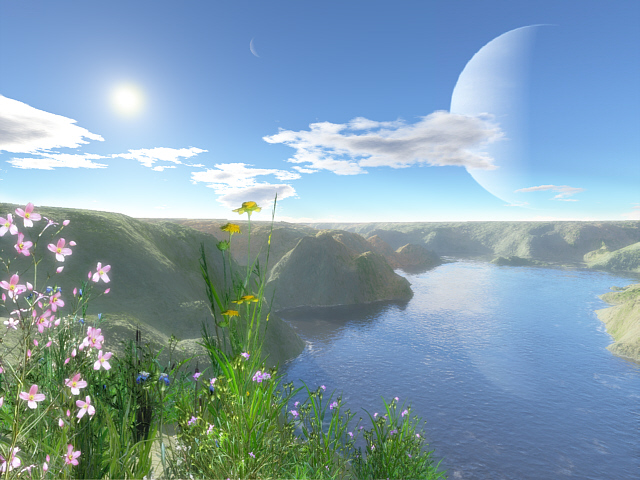 image gallery extrasolar visions