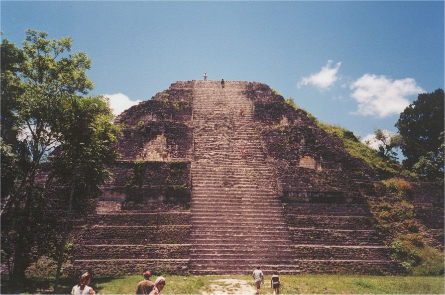 el Tikal Guatemala el Mundo Perdido Tikal