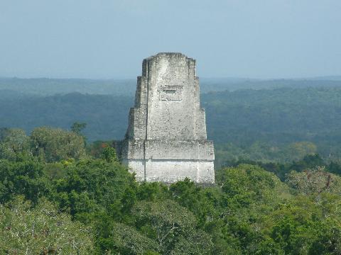 Tikal Guatemala hd Pyramid 04 Tikal Guatemala