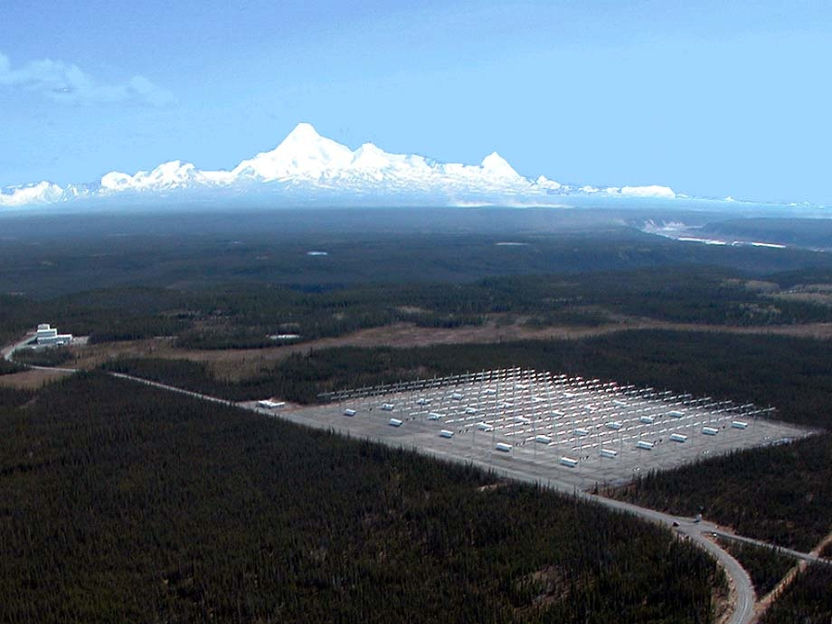 HAARP Project: Gacona, Alaska