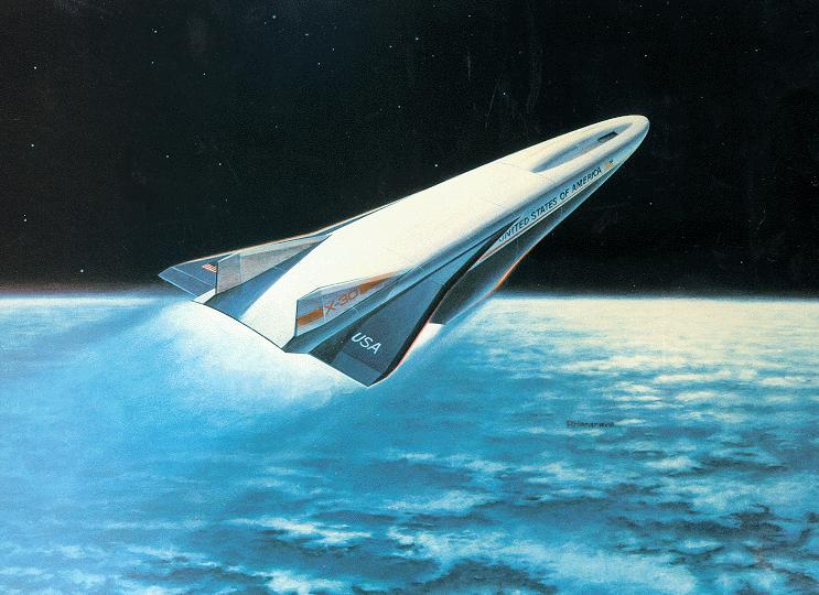 Blackswift: Return Of The Spaceplane