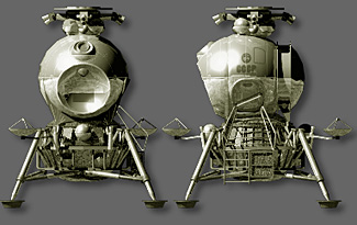 russian moon landing module - photo #16