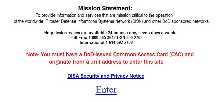 Ddn Network Information Center Nic