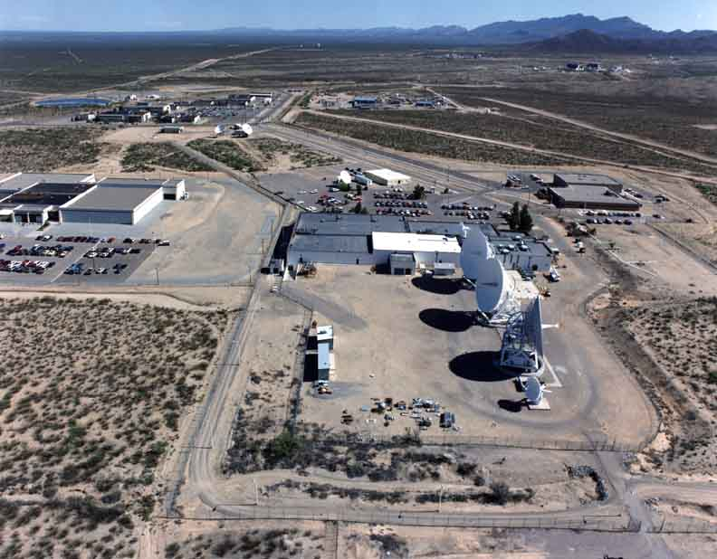 white sands missile range wsmr is the largest military installation