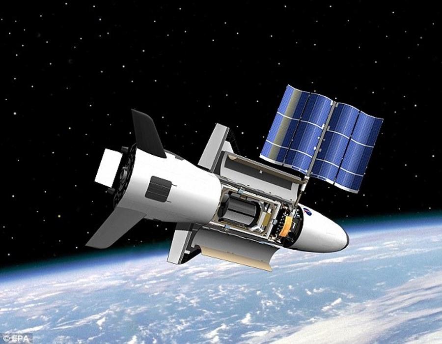 x plane spacecraft - photo #9