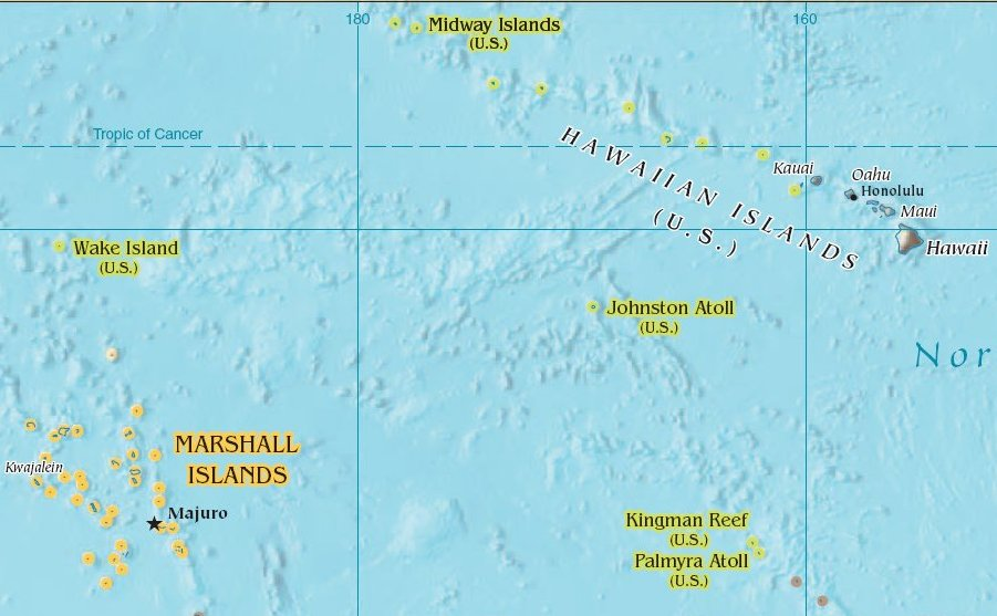 Johnston Atoll Page Two  Secret Bases