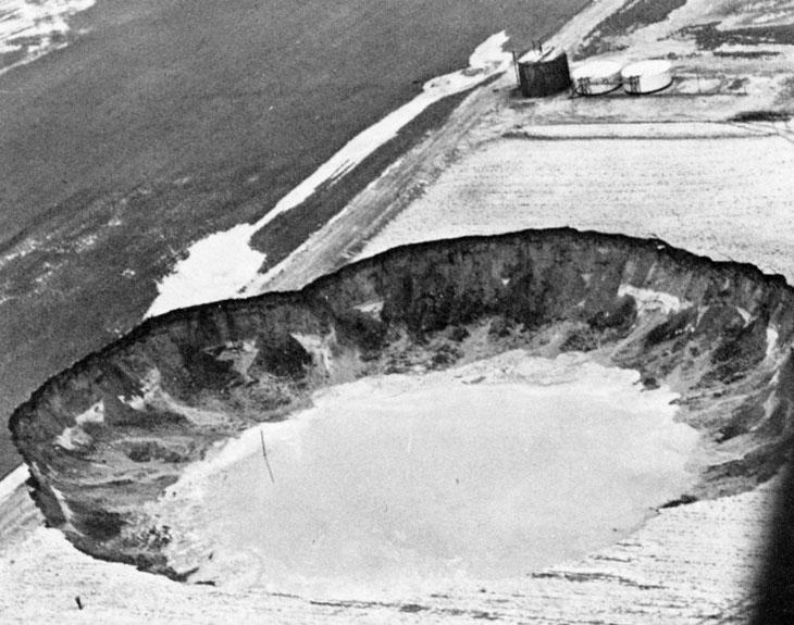 Cargill Sink Hutchinson Kansas October 21 1974