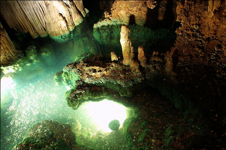 Luray Caverns Wishing