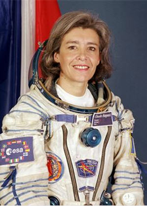 Liste cosmonautes radio amateurs, à jour mai 2015 Claudie-haignere