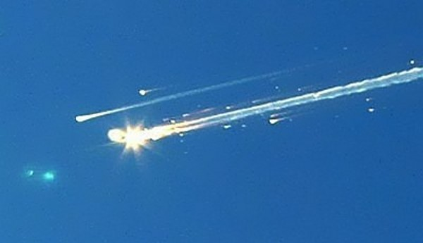 Space Shuttle Columbia Disaster - February 1, 2003