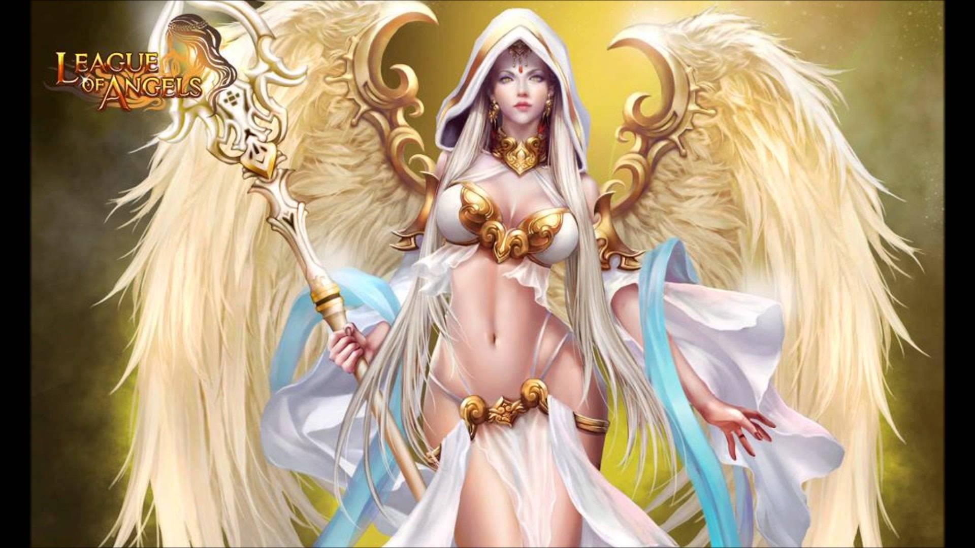 Boadicea War Angel By League Of Angels Angels Mystic Lands
