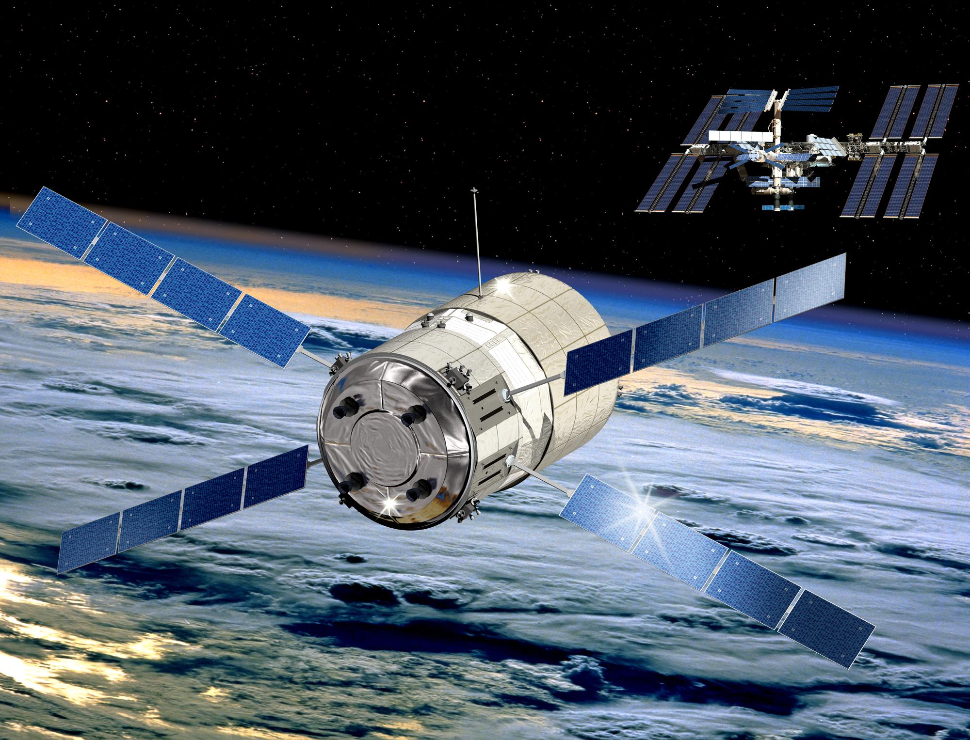 ESA - ATV Jules Verne