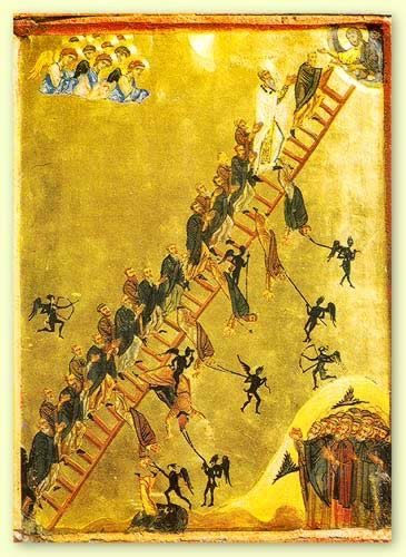 Ladder Between Heaven And Earth