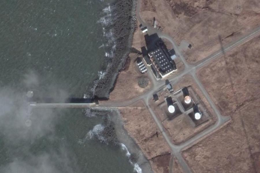 Cutler Naval Radio Station, Cutler, Maine