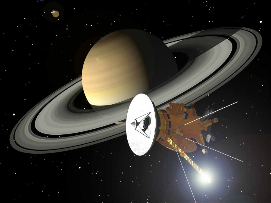 Risultati immagini per NASA Lucifer Project : We're about to Bomb Saturn With Plutonium 238