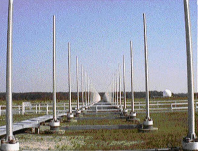 An Tps 71 Rothr Relocatable Over The Horizon Radar