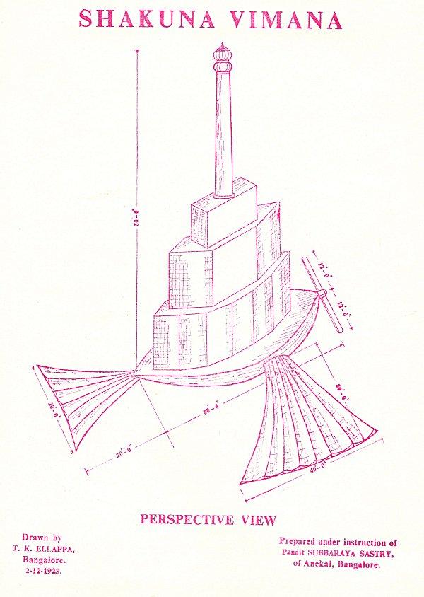 Vimanas - Mercury Vortex Technology