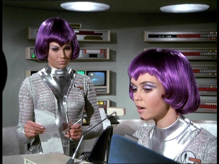 U F O Girls Of Sci Fi